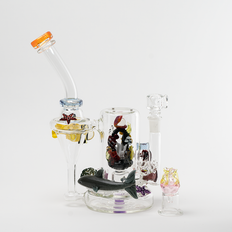 Water Pipe - Illuminora Self-Illuminating Aquatics Recycler