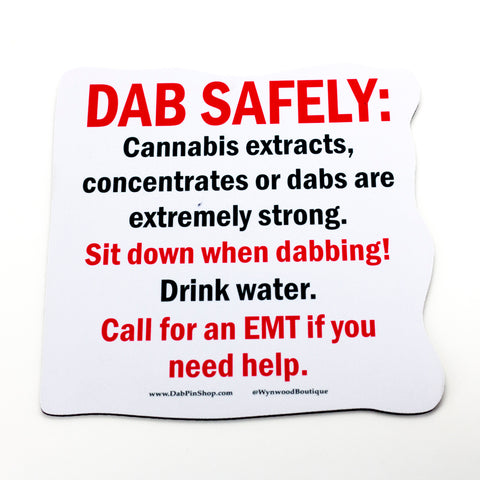 Dab Safety Oil Mat