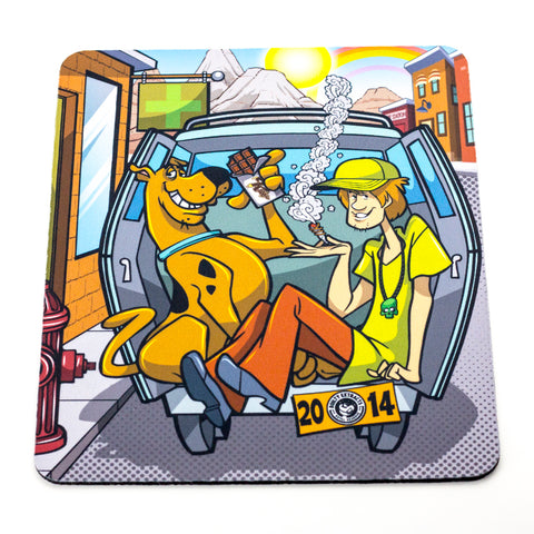 Shaggy Dabs Oil Mat