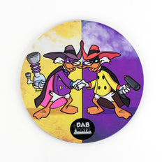 Darkwing Dabs Dab Mat