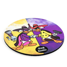 Darkwing Dabs Dab Mat 2nd View