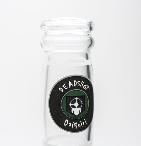 Deadshot Daiquiri Soda Bottle