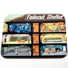 Fadeout Shelter Oil Mat