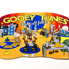 Gooey Tunes Oil Mat