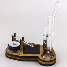 PuRR Glass - Key Stone Set - Wood Grain - Water Pipe - Cloud Culture - 1