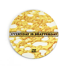 Is It Shatterday Yet? Dab Mat