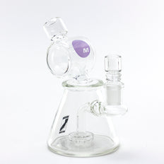 Mav Glass Shower Slitted Barrel Beaker 2nd View