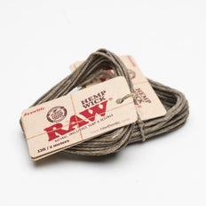 RAW 13ft Hemp Wick Bundles