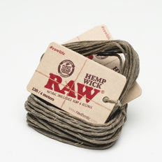 RAW 13ft Hemp Wick Bundles 2nd View