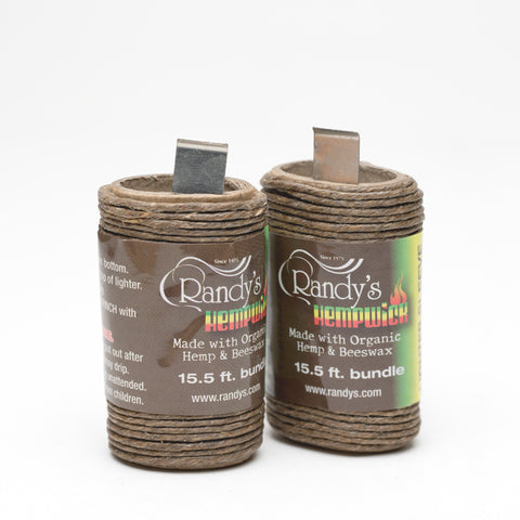 Randy's Hempwick Lighter Sleeve