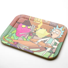 Rick Blown Bamboo Fiber Rolling Tray