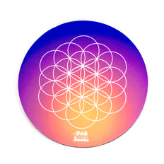 Royal Flower Of Life Dab Mat