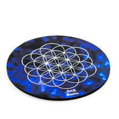 Sacred Galaxy Flower Of Life Dab Mat 2nd View