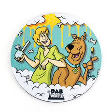 Scooby Snacks Dab Mat