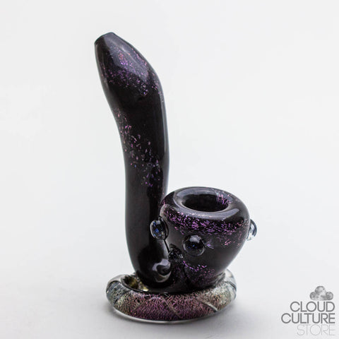 Empire Glassworks - Shimmer Sherlock Pipe -  - Dry Pipe - Cloud Culture - 1
