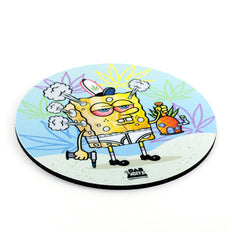 SpongeGlob Dab Mat 2nd View