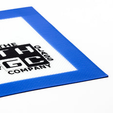 The Happy Glass Co - The Happy Glass Co Silicone Mat -  - Dabbing Mat - Cloud Culture - 1