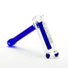 "Grav Labs - ""The Standard"" 25mm Hammer Style Bubbler - Blue - Water Pipe - Cloud Culture - 9"