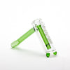 "Grav Labs - ""The Standard"" 25mm Hammer Style Bubbler - Green - Water Pipe - Cloud Culture - 14"