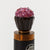 Pink/Brown - Wide Bore Cupcake Glass Drip Tip