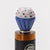 White/Blue - Wide Bore Cupcake Glass Drip Tip