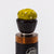 Yellow/Brown - Wide Bore Cupcake Glass Drip Tip