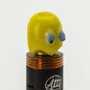 Empire Glassworks - Wide Bore Ghost Glass Drip Tip - Yellow - Drip Tip - Cloud Culture - 4