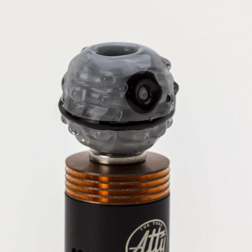 Empire Glassworks - Wide Bore Star of Doom Glass Drip Tip -  - Drip Tip - Cloud Culture - 1