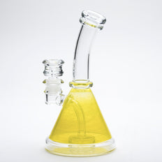 Yellow Mini High Tech Beaker