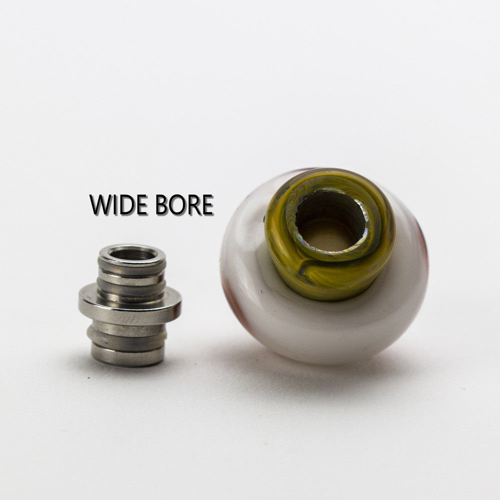 Empire Glassworks - Wide Bore Penis Glass Drip Tip -  - Drip Tip - Cloud Culture - 4