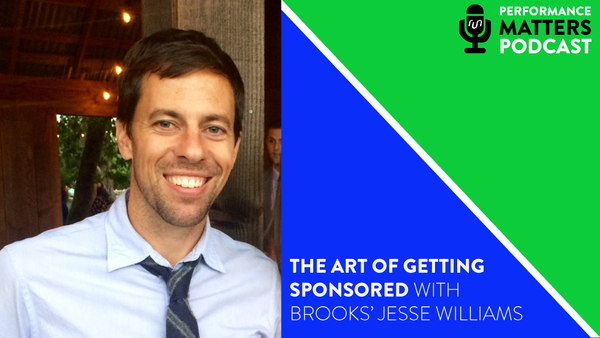 The Art of Getting Sponsored with Brooks' Jesse Williams