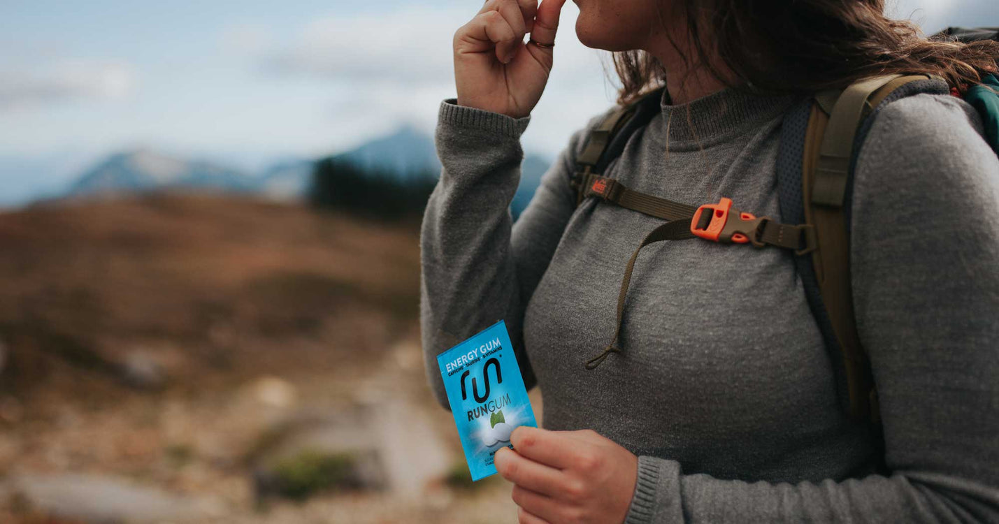 5 Reasons to Try Energy Gum Before Your Next Workout or Meeting