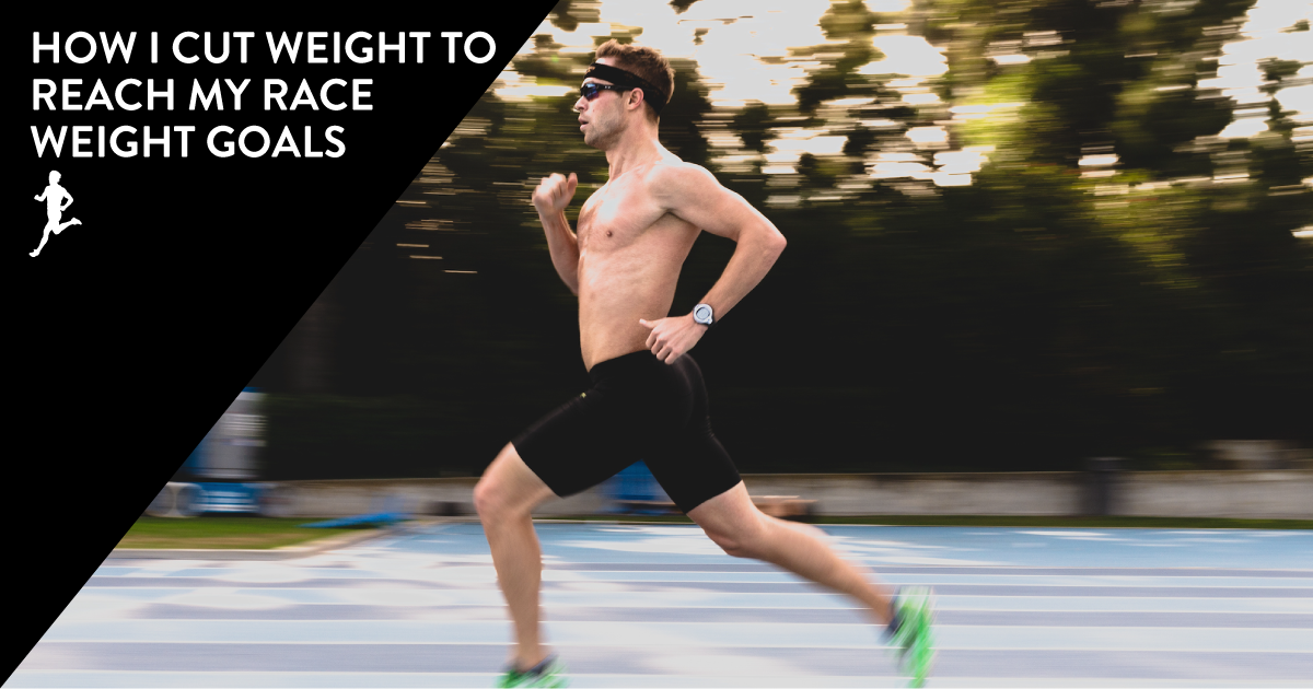 Cutting Weight | April Founder's Blog By Nick Symmonds