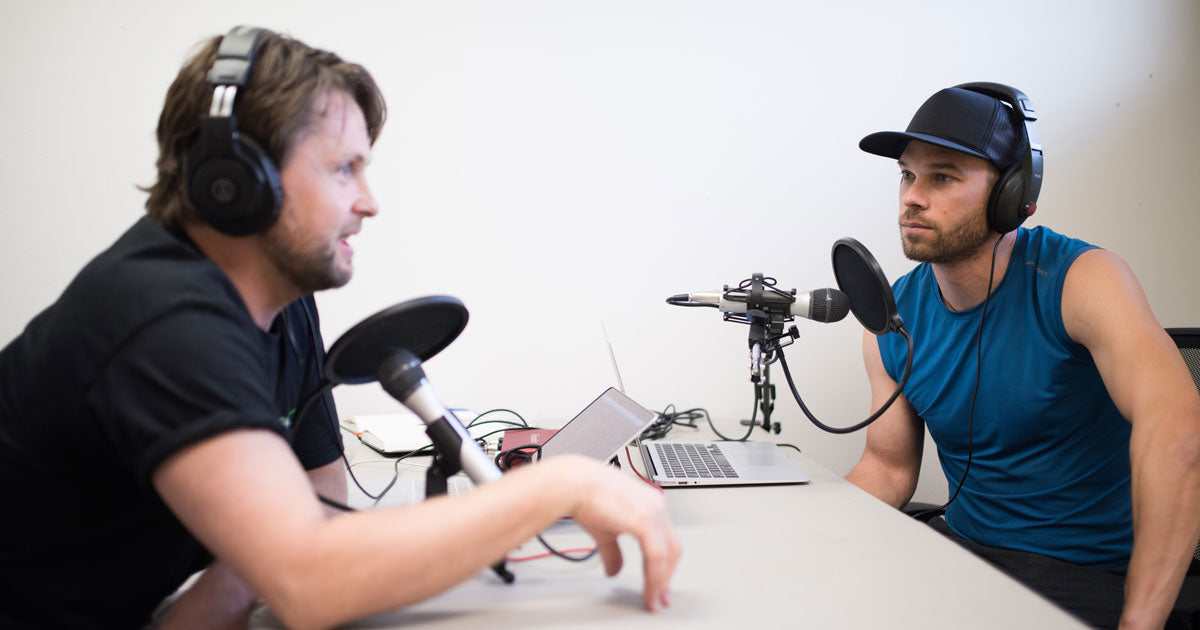 Run The Day Podcast with Nick Symmonds and guest Nathan Woods