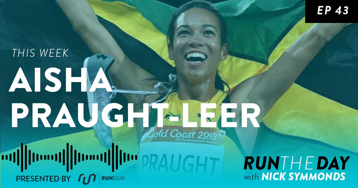 Aisha Praught-Leer, Olympian - Finding Success Within The Unknown - 043