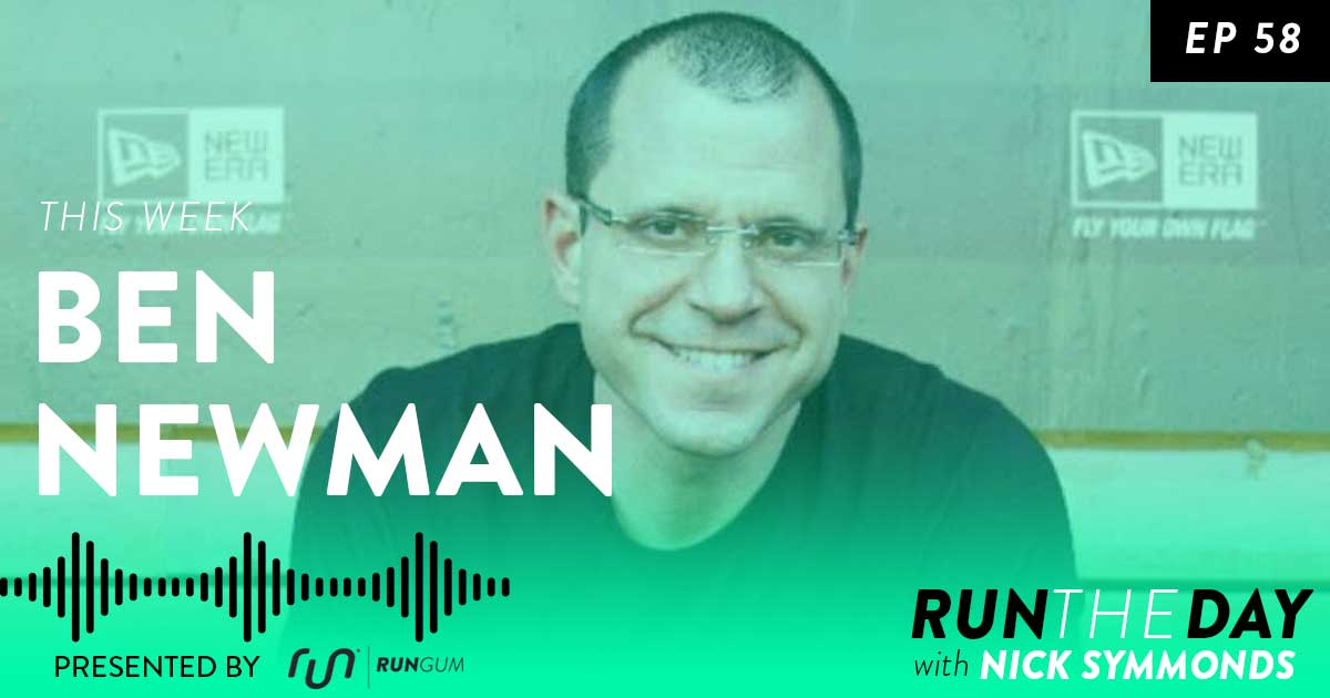 Ben Newman, Performance Coach, Speaker & Author - Living a Life of Purpose - 058
