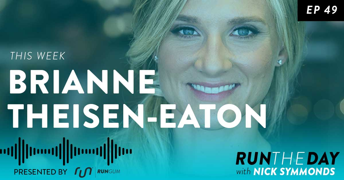 Brianne Theisen-Eaton, Heptathlete, 2x Olympian - Change Is Hard, But Change Is Good  - 049