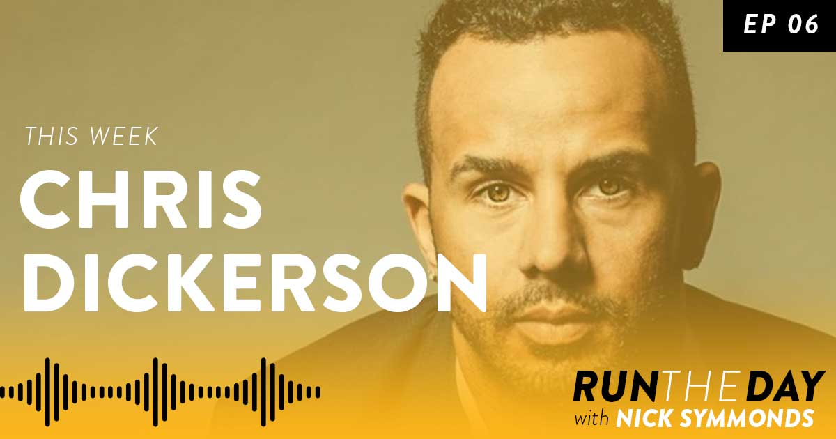 Chris Dickerson, Former MLB & Founder — Being Dedicated to Your Craft — 006