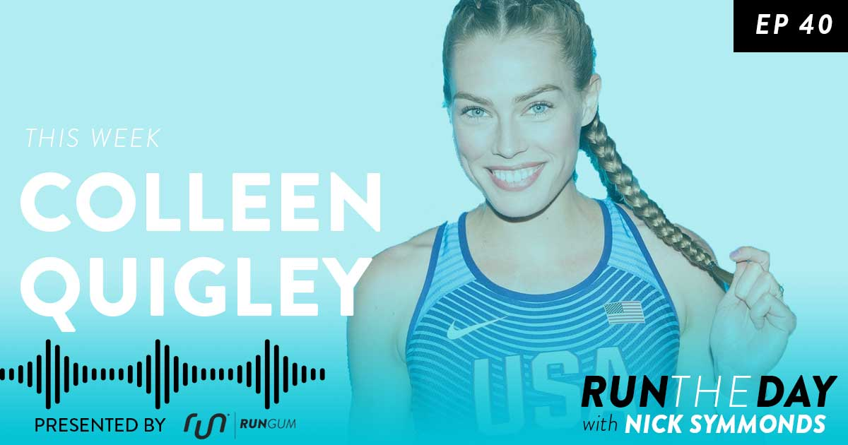 Colleen Quigley, Middle Distance Runner - Finding Strength Mentally and Physically - 040