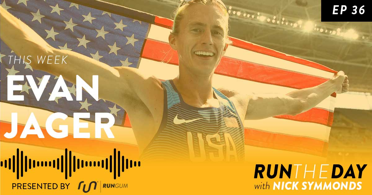 Evan Jager, World Class Steeplechaser - Consistency In Action: The Secret For Success - 036