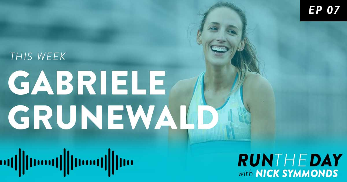 Gabriele Grunewald, Professional Middle Distance Runner & Founder — Be Resilient and Still Stop to Smell the Roses — 007