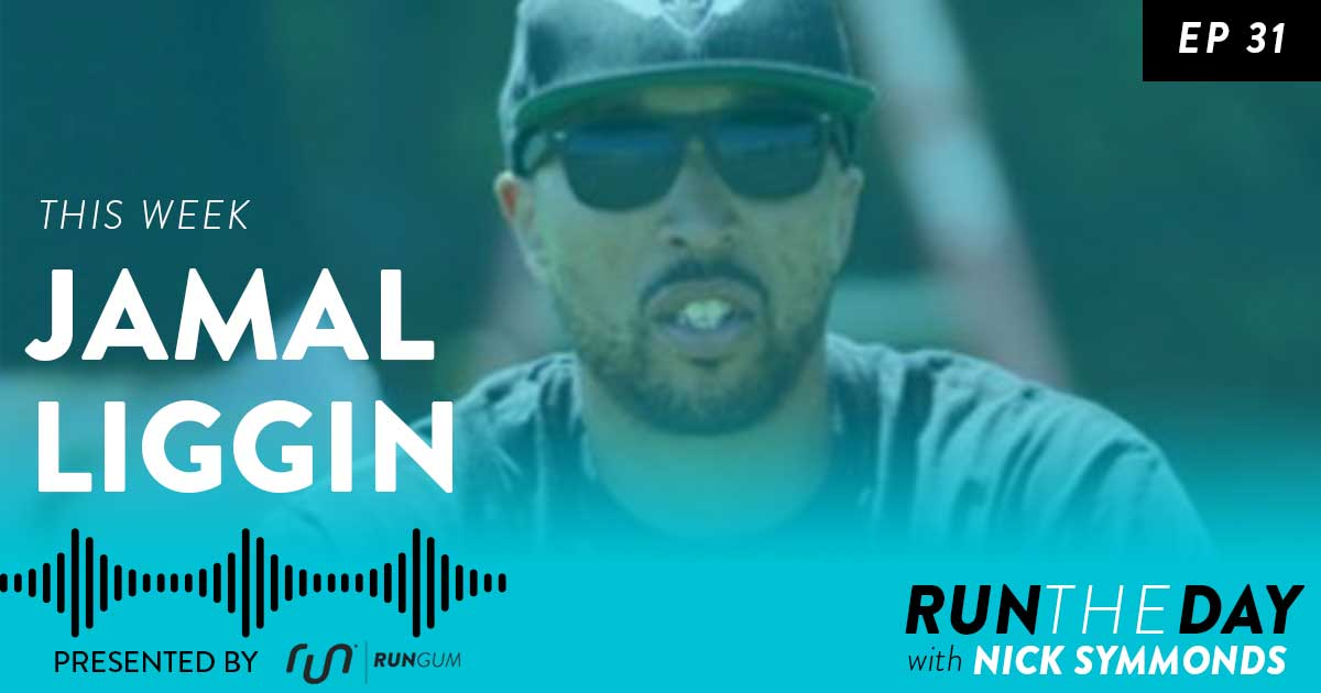 Jamal Liggin, Performance Coach To Top Athletes - The Importance Of Being Able To Relate To Others - 031