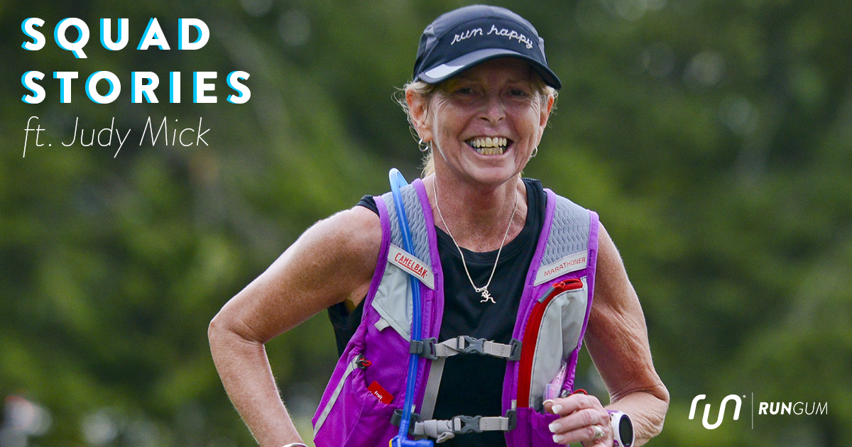 Meet Judy Mick, the Streak Runner who hasn't missed a day of running in 33 years!