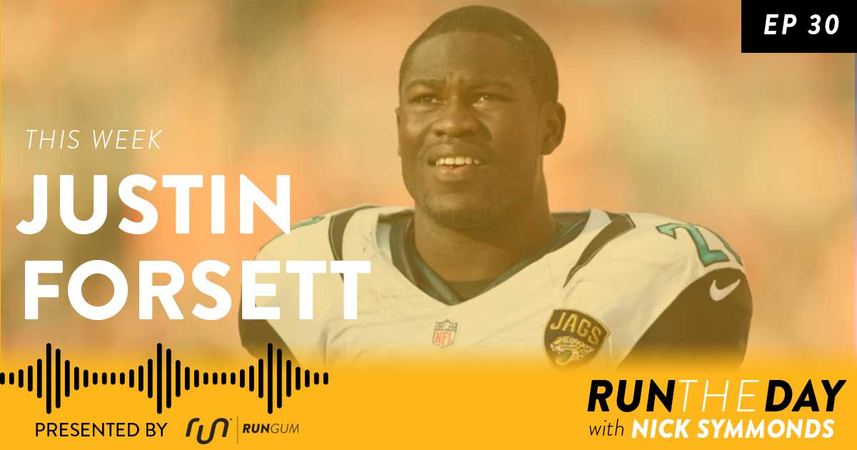 Justin Forsett, NFL Running Back & CEO - Will You Be Ready When ...