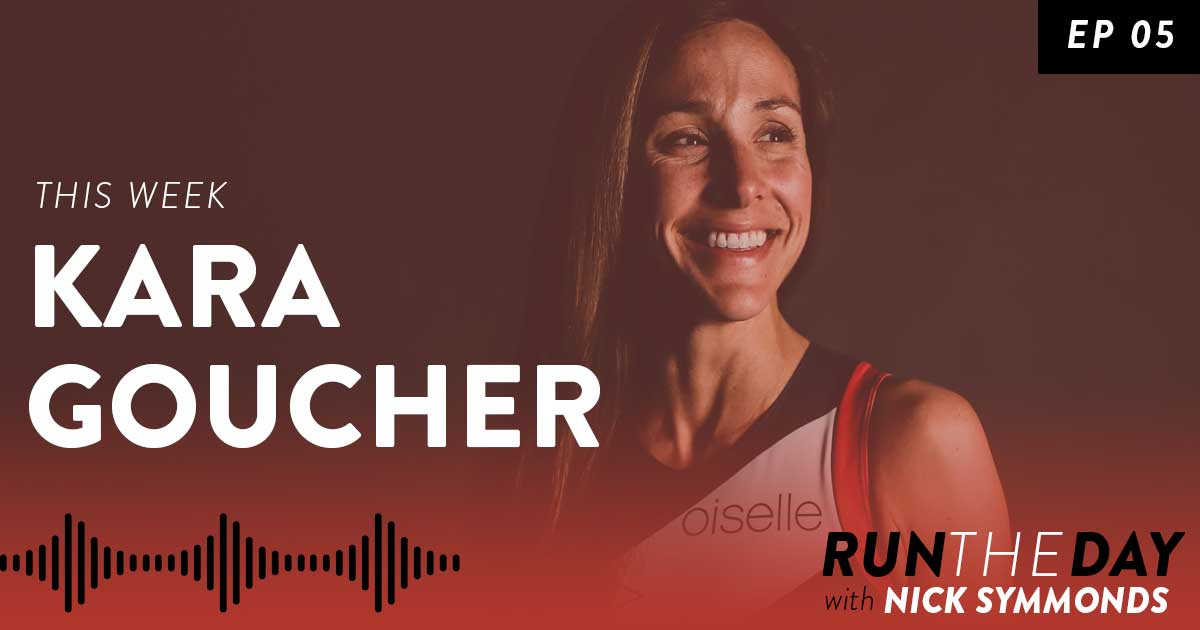 Kara Goucher, Olympian and Author — Building Confidence and Conquering Self-Doubt — 005