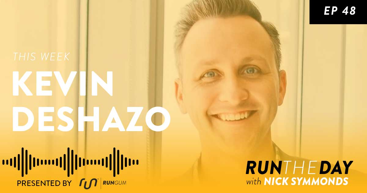 Kevin DeShazo, Author, Speaker, Consultant - Why Good Leadership Starts By Leading Yourself  - 048