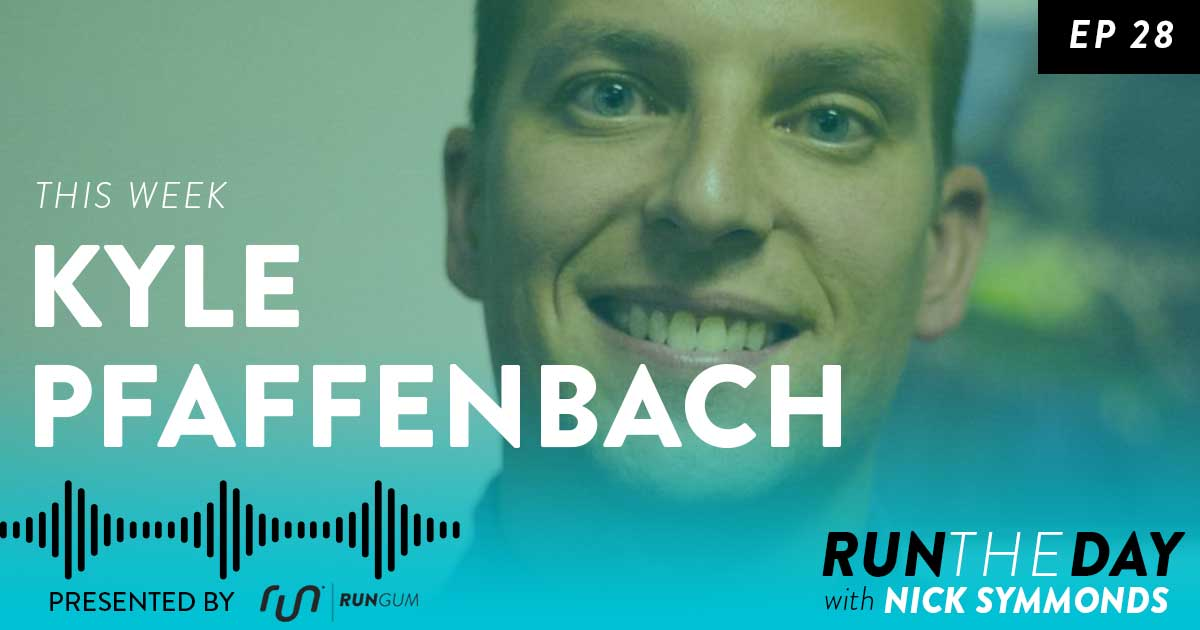 Kyle Pfaffenbach, Nutritionist & Professor - In Helping Others, You Help Yourself - 028
