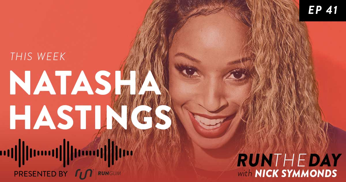 Natasha Hastings, Olympian, Entrepreneur, & Philanthropist - Being A Voice To The Next Generation - 041