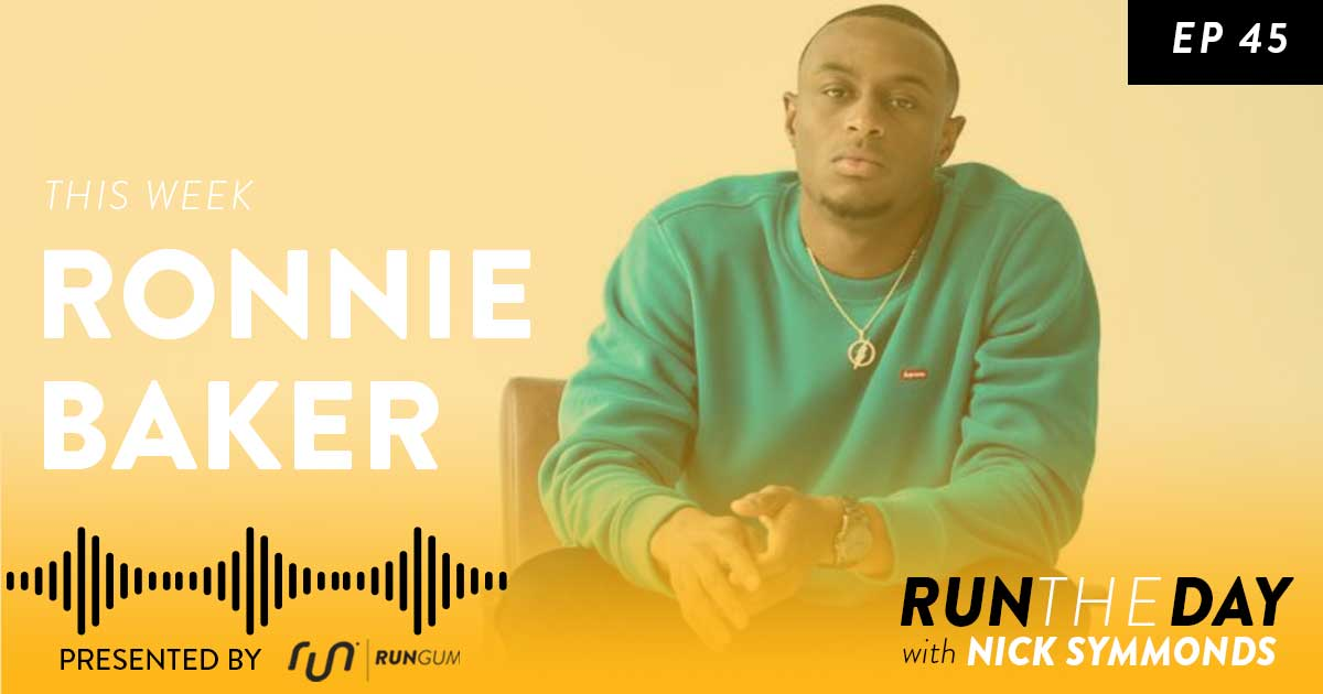 Ronnie Baker, World Class Sprinter - The Secret Behind Having A Competitive Advantage - 045