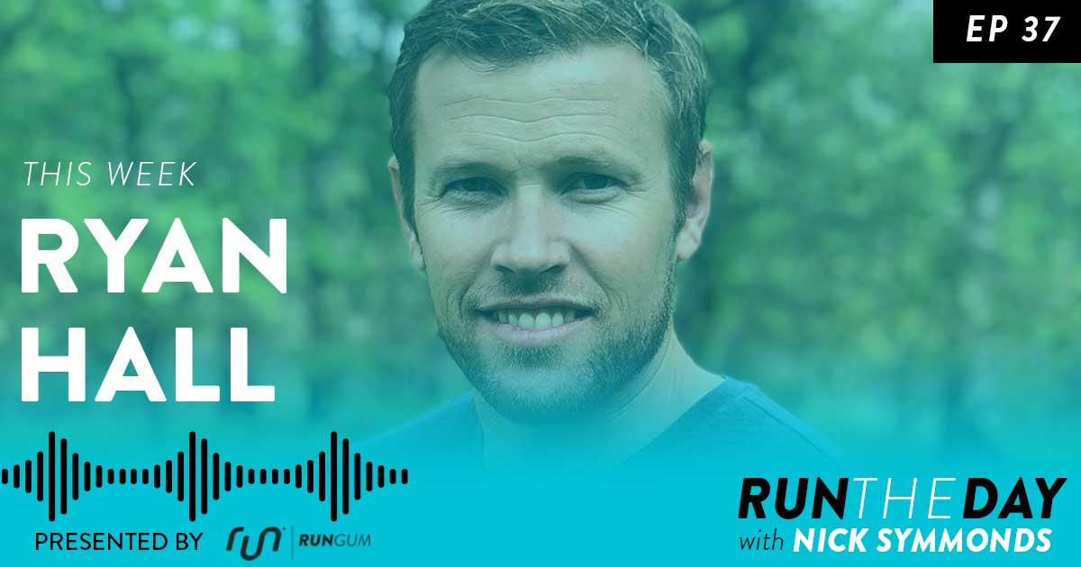 Ryan Hall, Olympian & Half Marathon Record Holder - Using Your Gift To Help Others' - 037